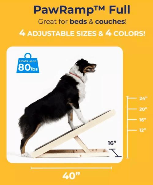 AlphaPaw PawRamp Full for Dogs