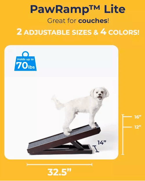 AlphaPaw PawRamp Lite: Best for Couches